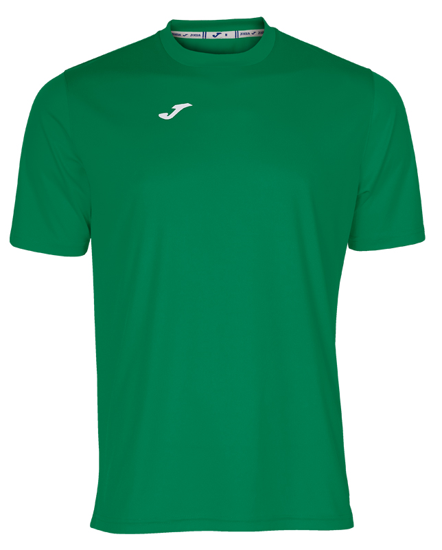CAMISETA COMBI COLOR VERDE